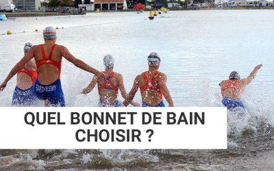 Bonnet bain silicone ou latex, lequel choisir ?